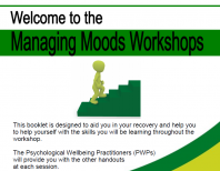 Managing Moods Welcome Booklet