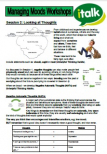 Managing Moods Group Handout - Session 2
