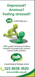 italk Self referral leaflet