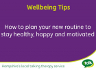 Wellbeing Videos